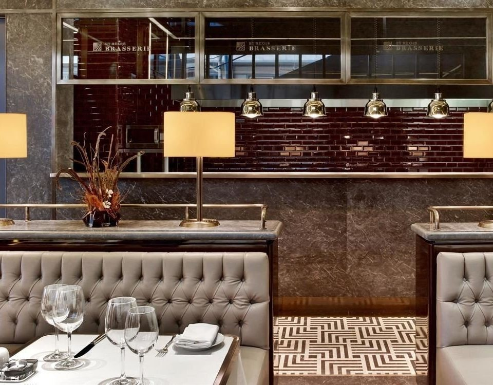 restaurant counter Bar living room