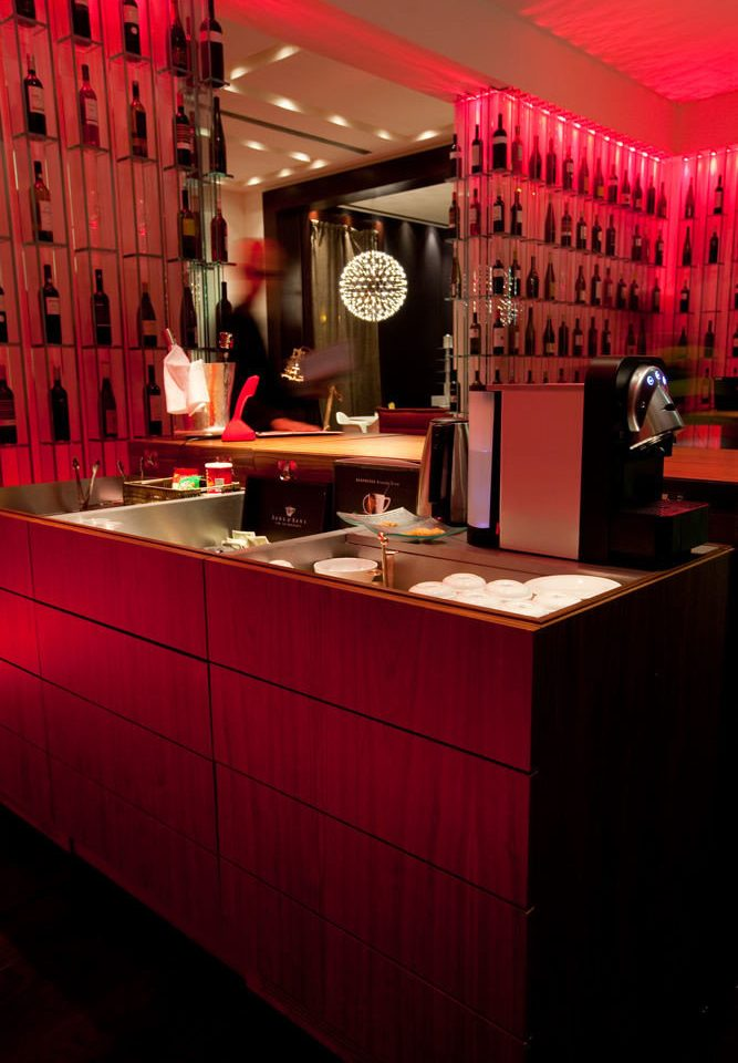 red Bar restaurant nightclub counter