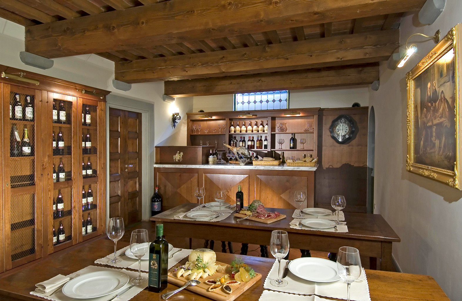 Bar Country Dining Drink Eat Rustic Wine-Tasting Winery property home cabinetry living room cottage counter