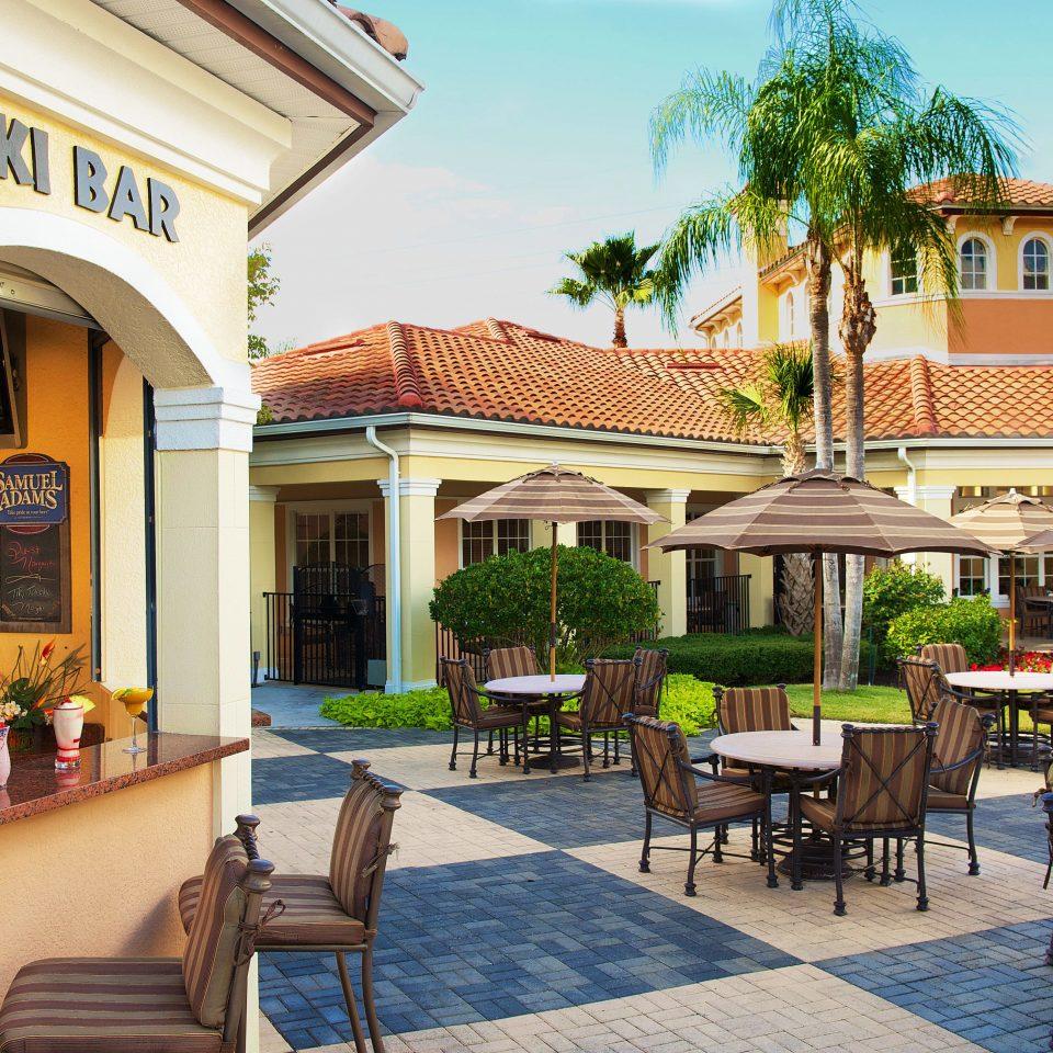 Bar Dining Drink Eat Elegant Luxury chair property building home Resort restaurant Villa condominium hacienda Courtyard