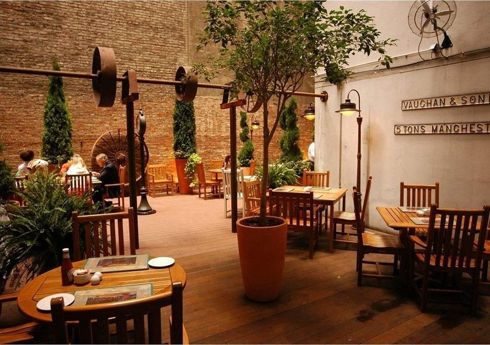 Bar Dining Drink Eat Luxury Modern chair restaurant home Courtyard ancient history hacienda dining table