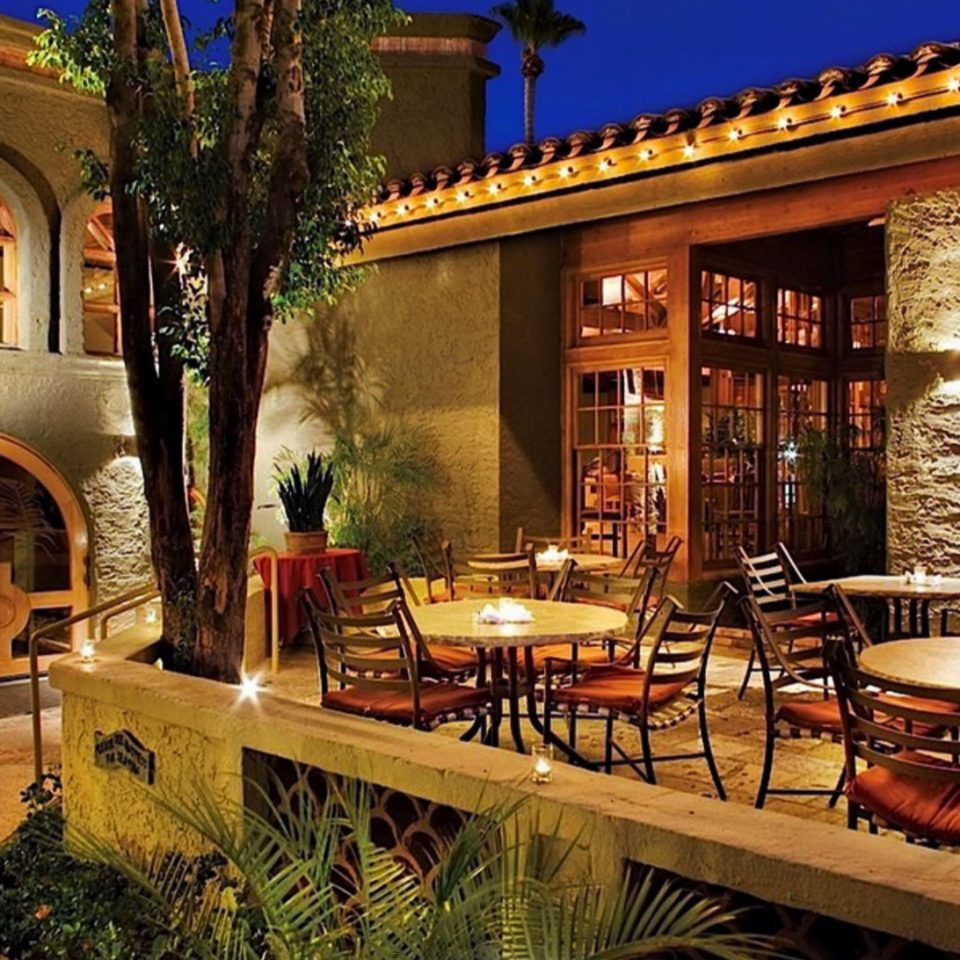building restaurant Resort home hacienda mansion palace tavern Courtyard Bar