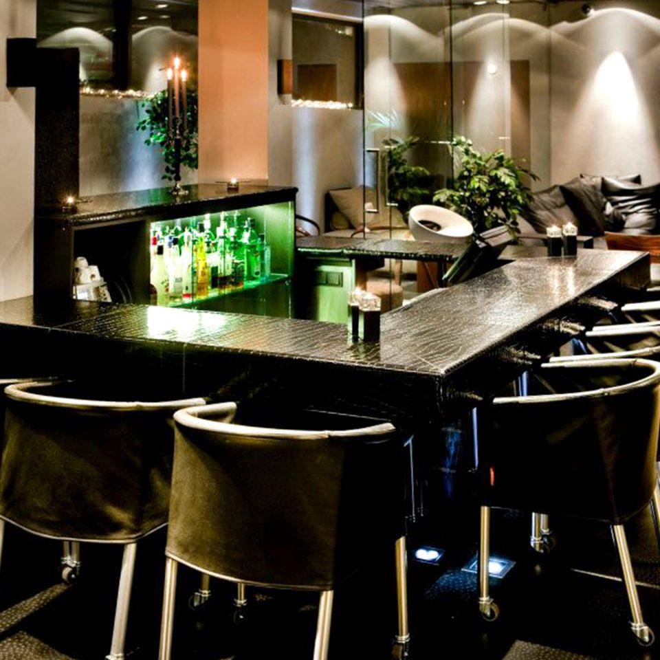 restaurant Bar cuisine set