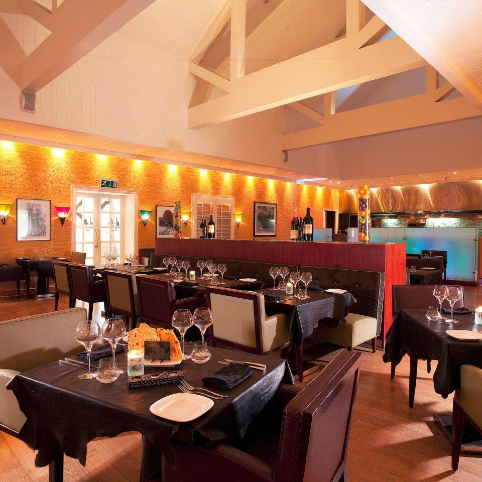 Cultural Dining Drink Eat Historic Luxury restaurant café function hall Bar Resort Island
