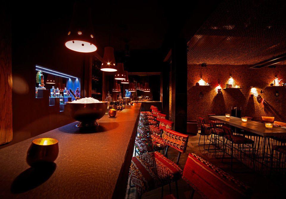 night Bar restaurant lighting evening nightclub dark