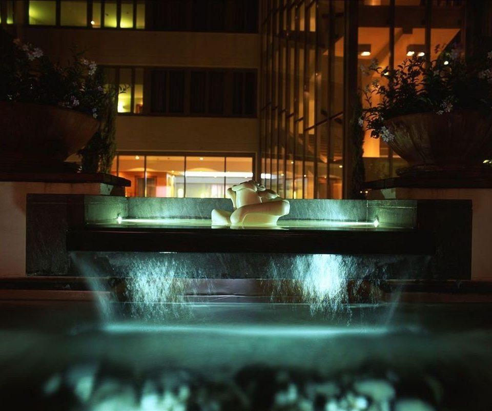 light swimming pool night lighting Bar dark