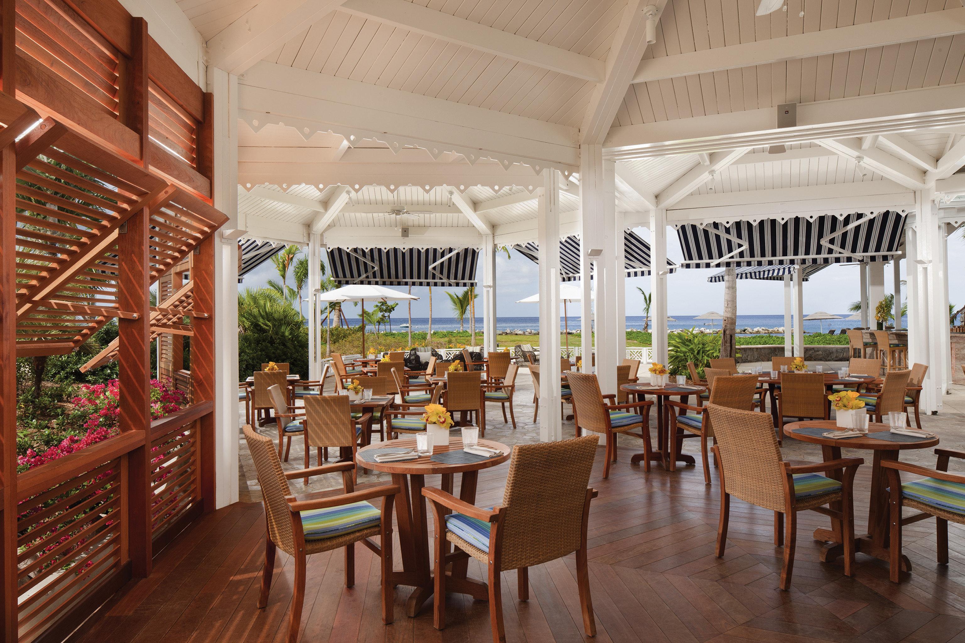 Bar Deck Dining Drink Eat chair restaurant Resort wooden function hall