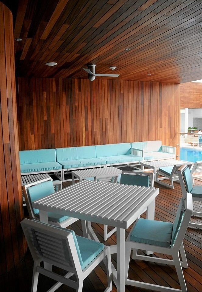 Bar Dining Drink Eat Hip Luxury Modern chair building wooden cottage Deck