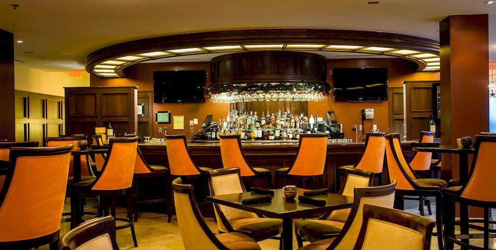 chair Dining function hall restaurant yellow conference hall Bar auditorium ballroom set
