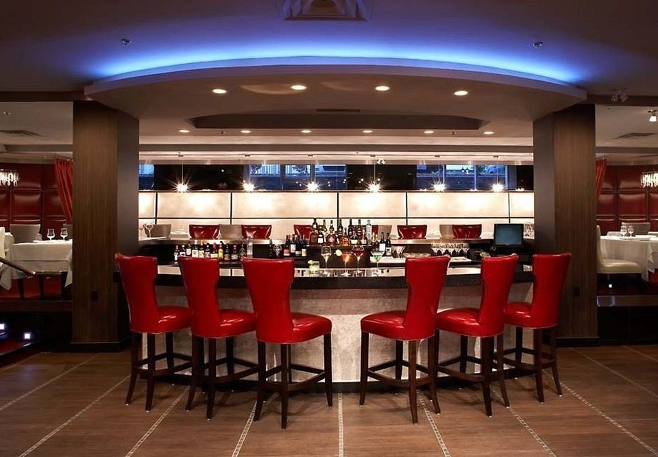 chair function hall red Dining restaurant food court auditorium convention center cafeteria ballroom conference hall Bar