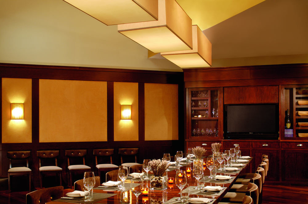 function hall conference hall restaurant Dining ballroom auditorium set Bar conference room