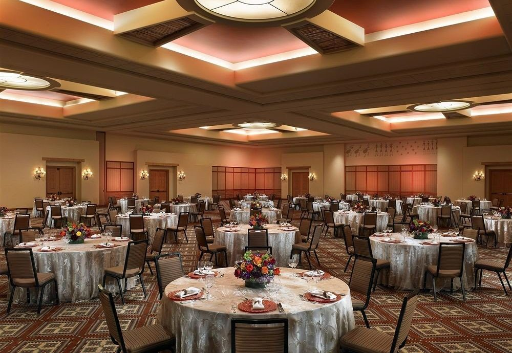 chair function hall Dining restaurant conference hall banquet convention center ballroom Bar