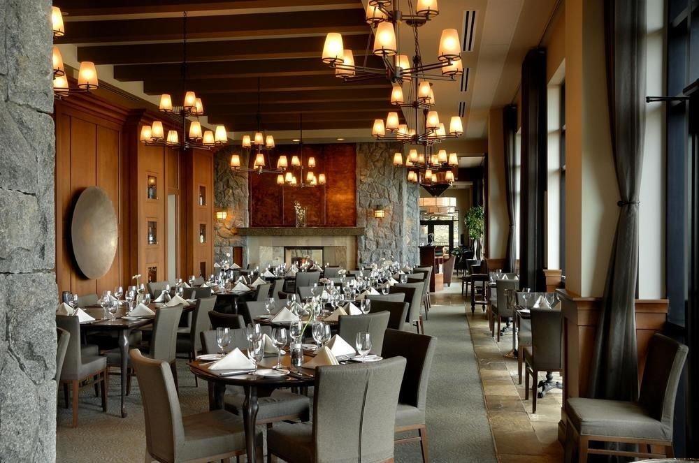 chair Dining restaurant function hall café Bar ballroom set