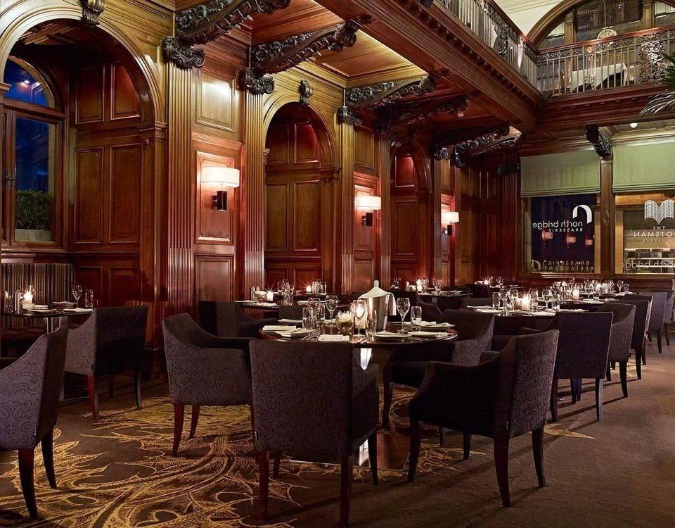 chair restaurant Dining Bar function hall tavern palace ballroom set