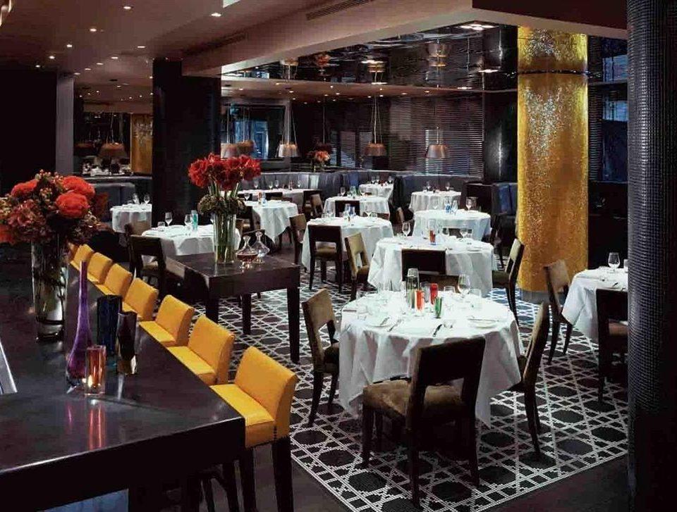 restaurant function hall Dining Bar ballroom set dining table