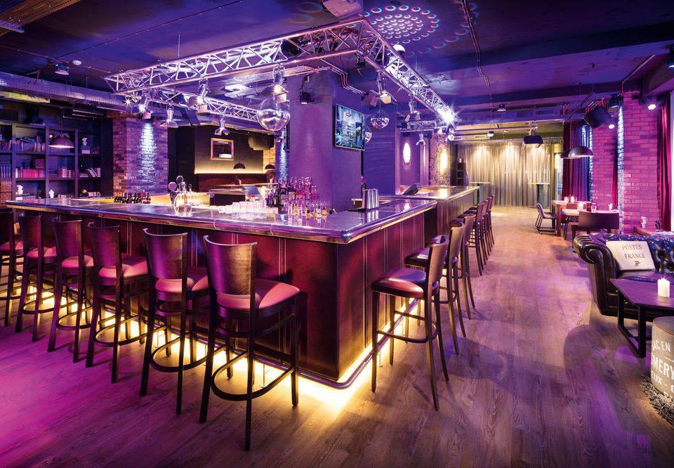nightclub function hall Bar Dining ballroom