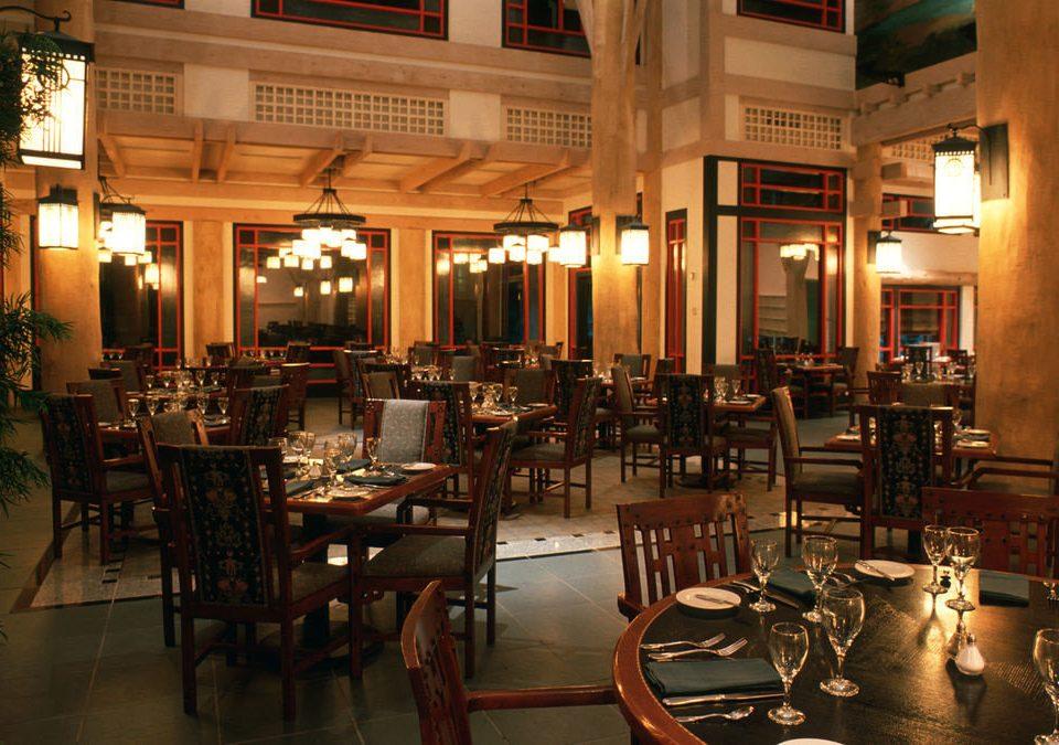 chair Dining restaurant café Bar coffeehouse tavern set