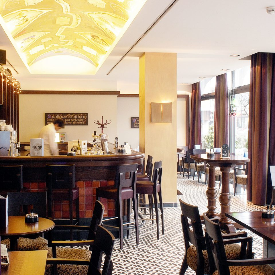 chair property restaurant Dining café coffeehouse Bar