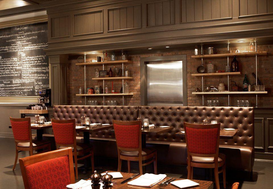 chair restaurant Dining café Bar
