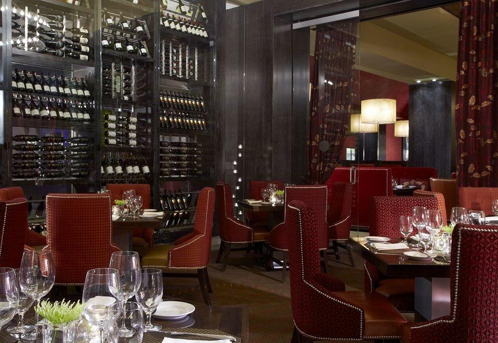 chair restaurant Dining Bar café set dining table