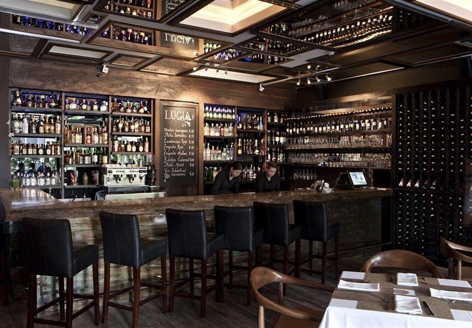 chair Bar Dining restaurant café
