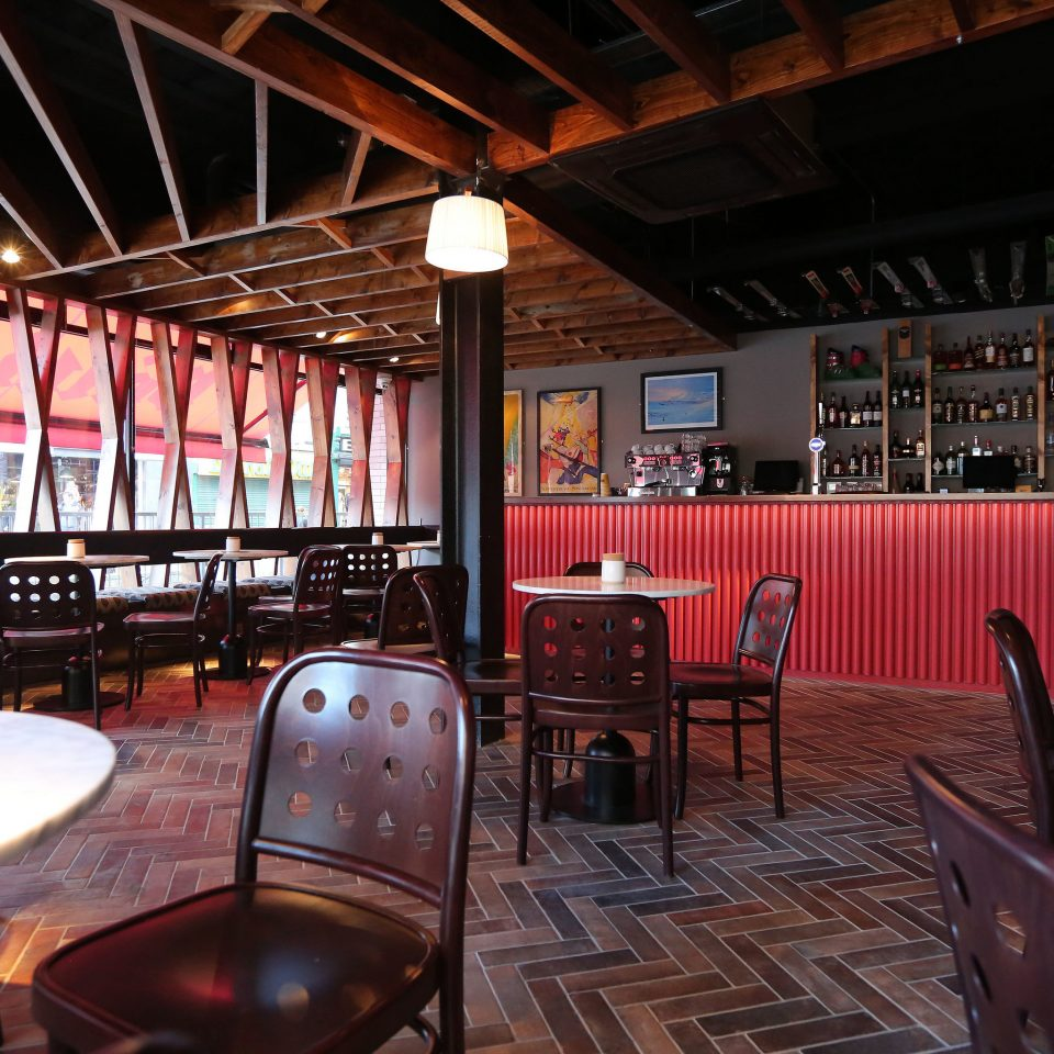 chair Bar restaurant Dining café pub tavern dining table