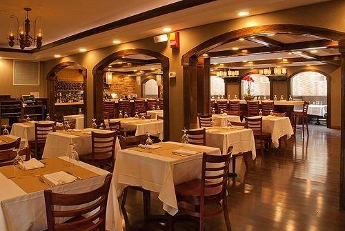 restaurant Dining café function hall Bar set