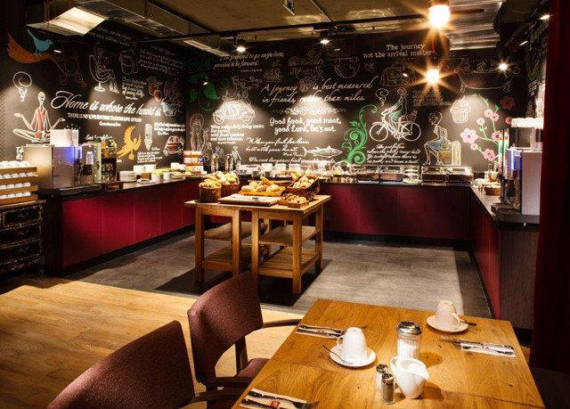 Dining Bar restaurant café