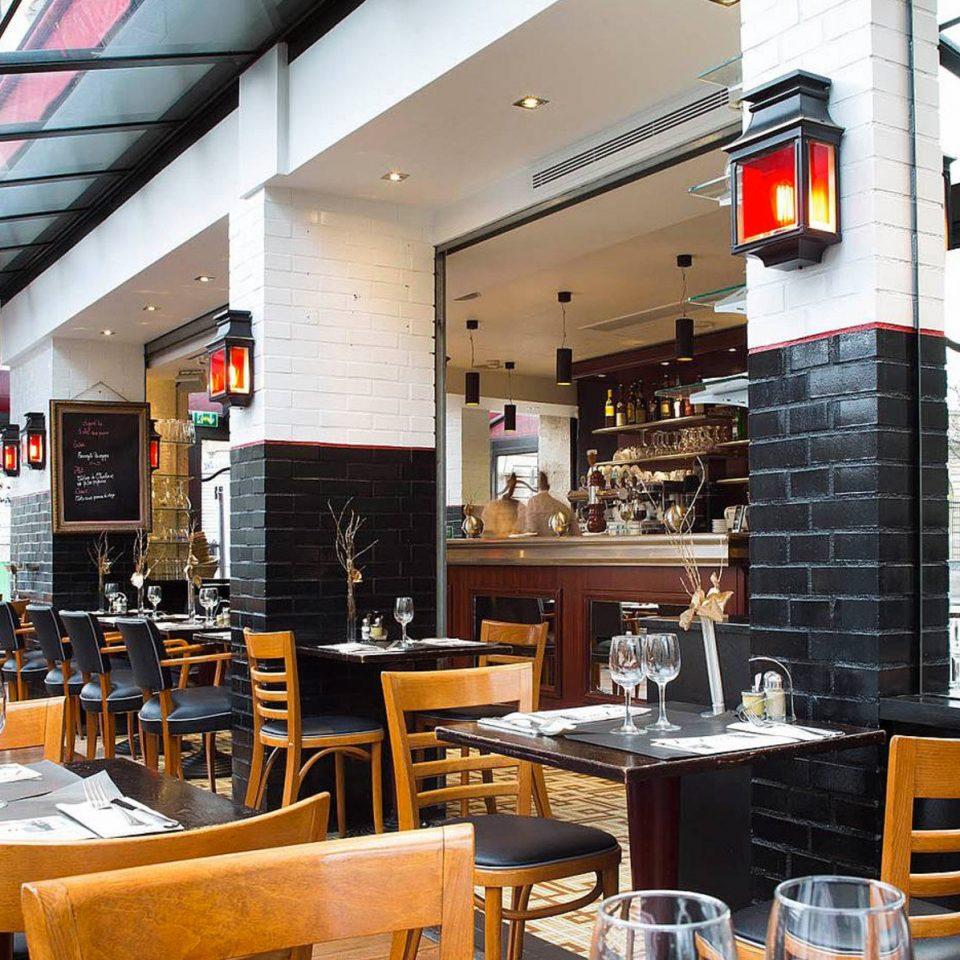 chair Dining restaurant café Bar cafeteria