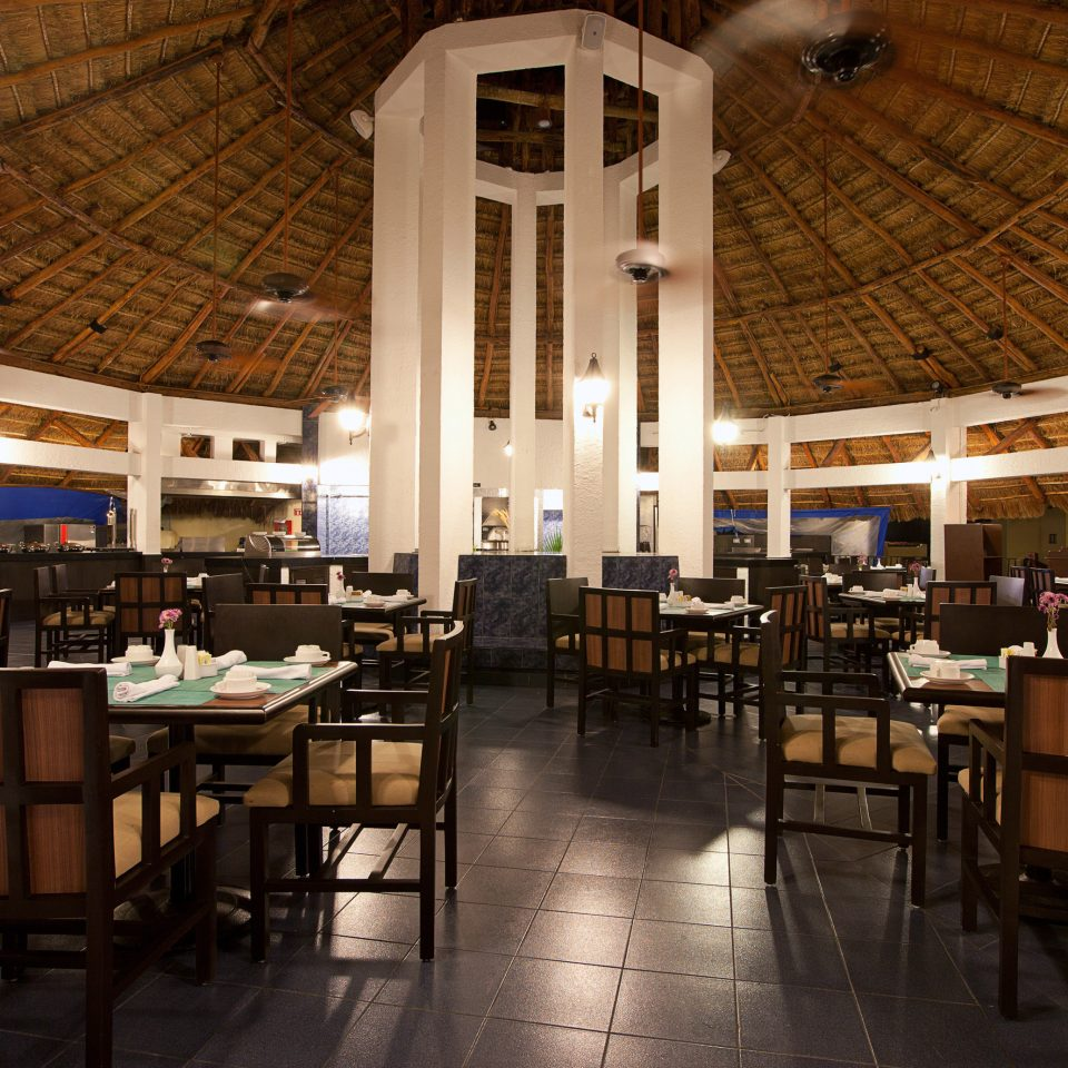 chair Dining restaurant café function hall cafeteria Bar