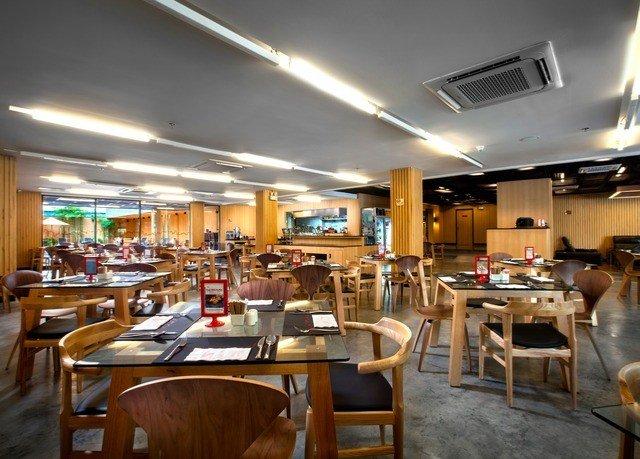 chair restaurant Dining cafeteria café recreation room Bar food court