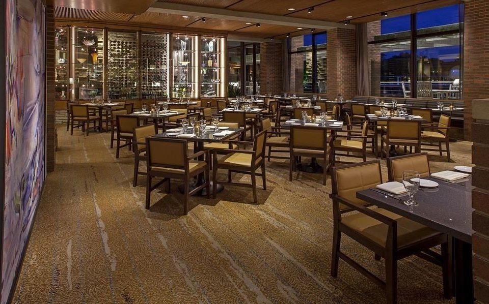 chair restaurant café cafeteria Bar Dining