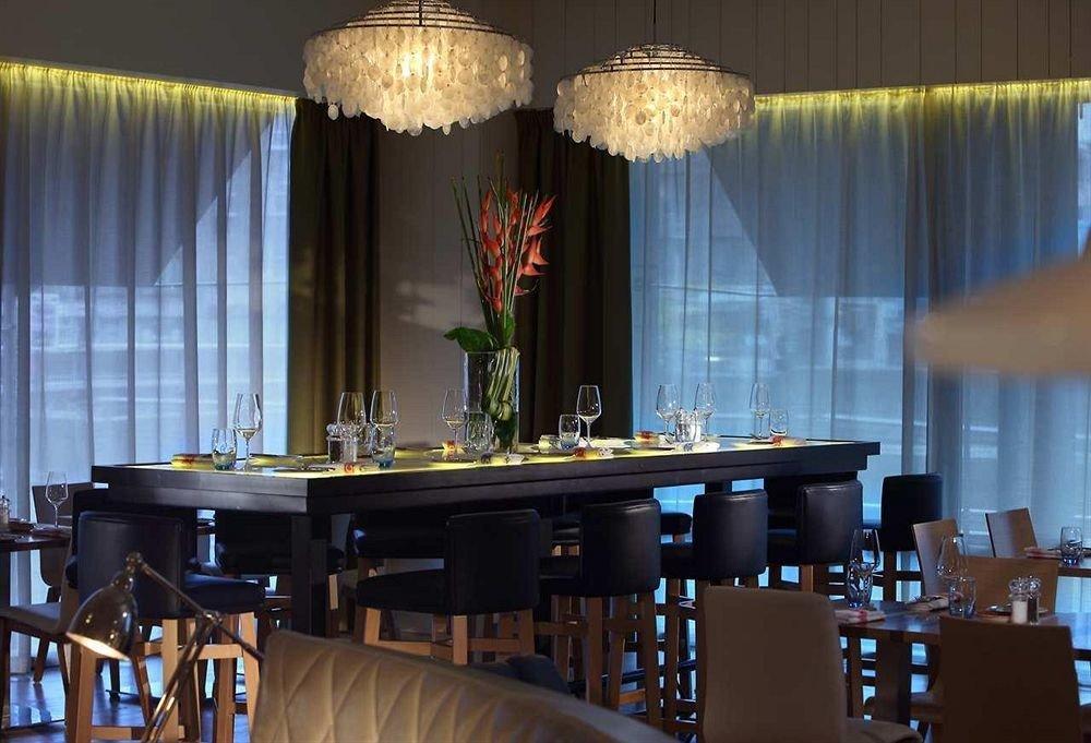 chair curtain Dining function hall restaurant Bar