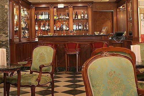 chair property restaurant Bar mansion palace Dining dining table