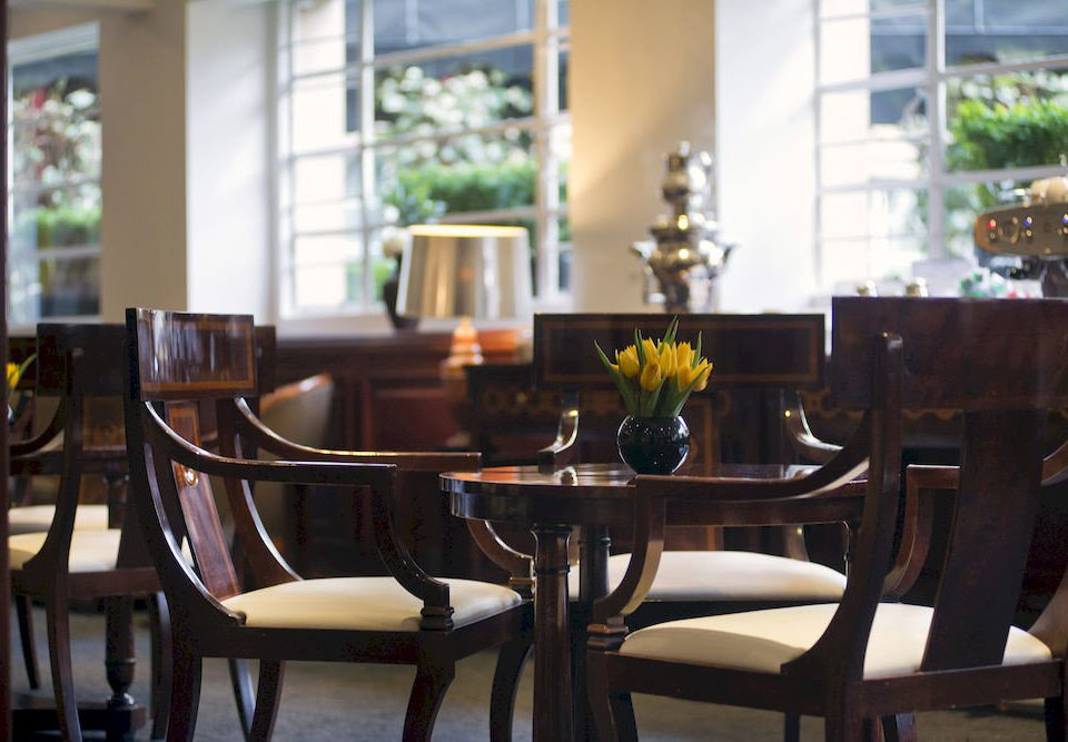 chair Dining restaurant home Bar dining table round