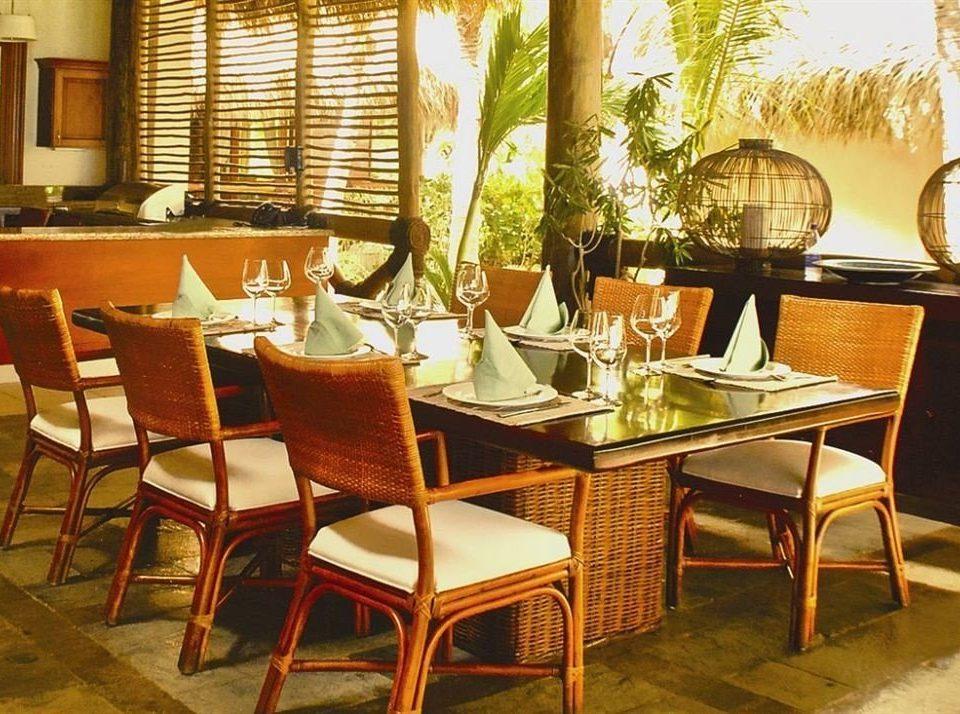 chair restaurant Dining Bar set