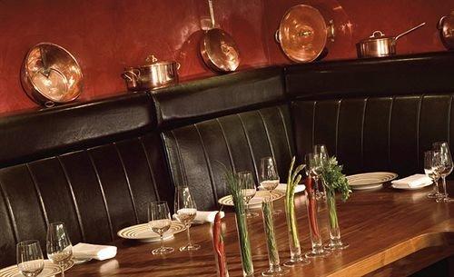 restaurant Bar Dining set fancy dining table