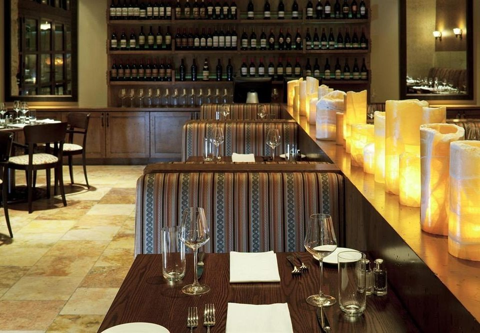 restaurant Bar Dining function hall dining table