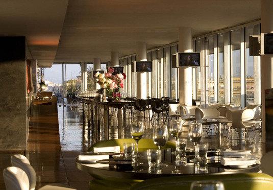 restaurant Bar lighting Dining dining table