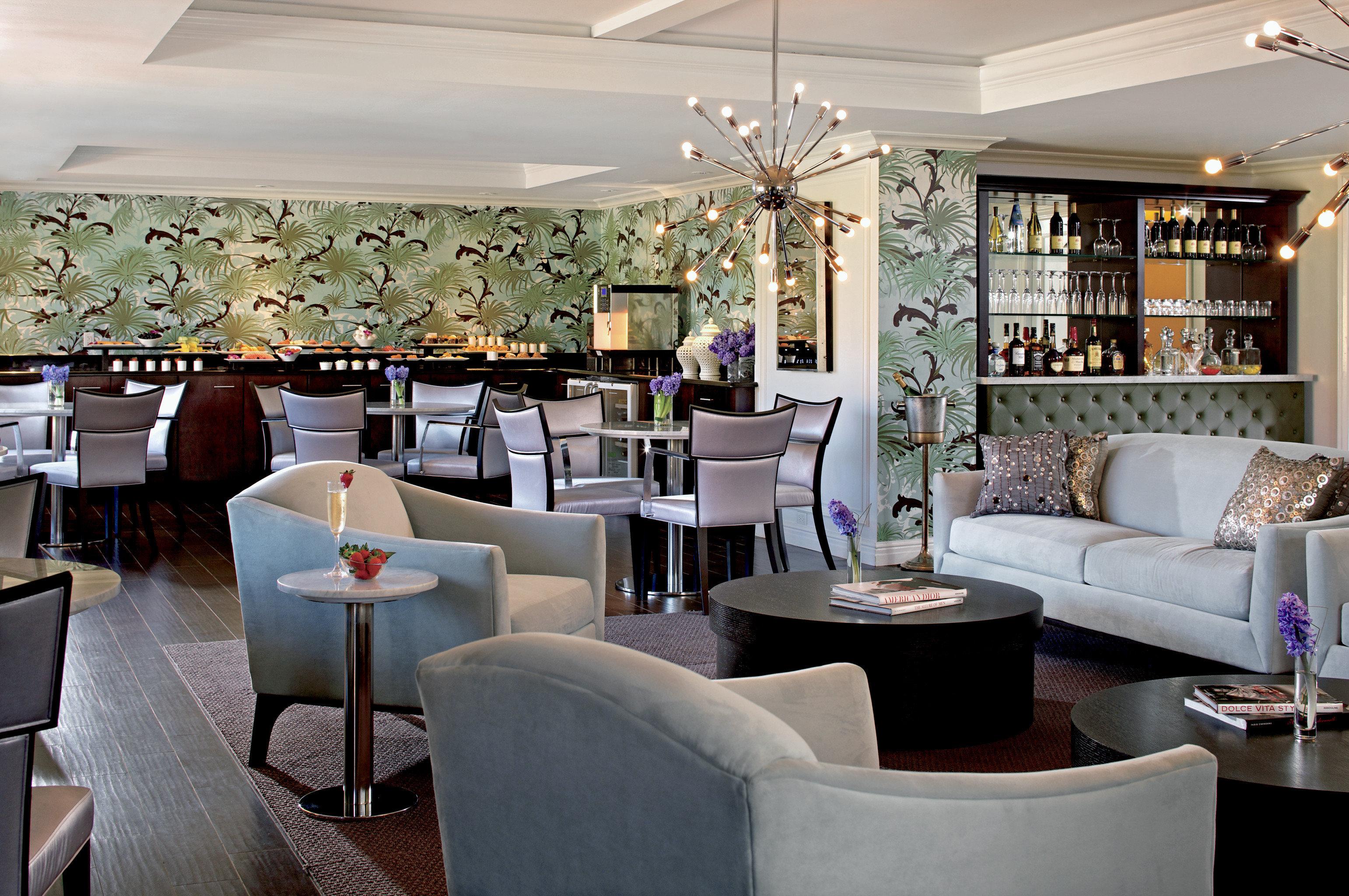 Dining Drink Eat Modern Resort chair property restaurant living room home condominium Lobby Bar