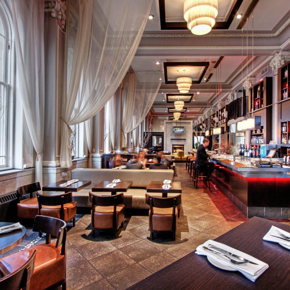 Bar Dining Drink Eat Lounge Modern restaurant Lobby