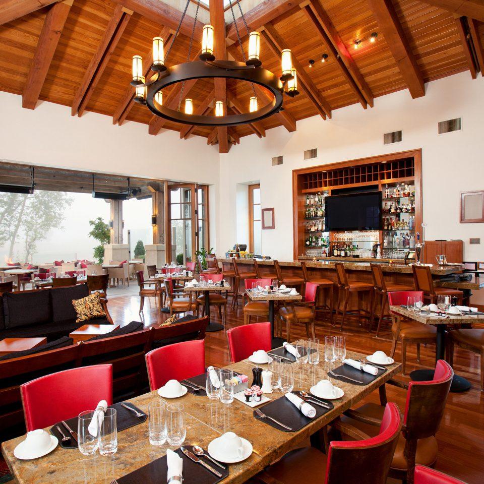 Bar Dining Drink Eat Hip restaurant property Resort café
