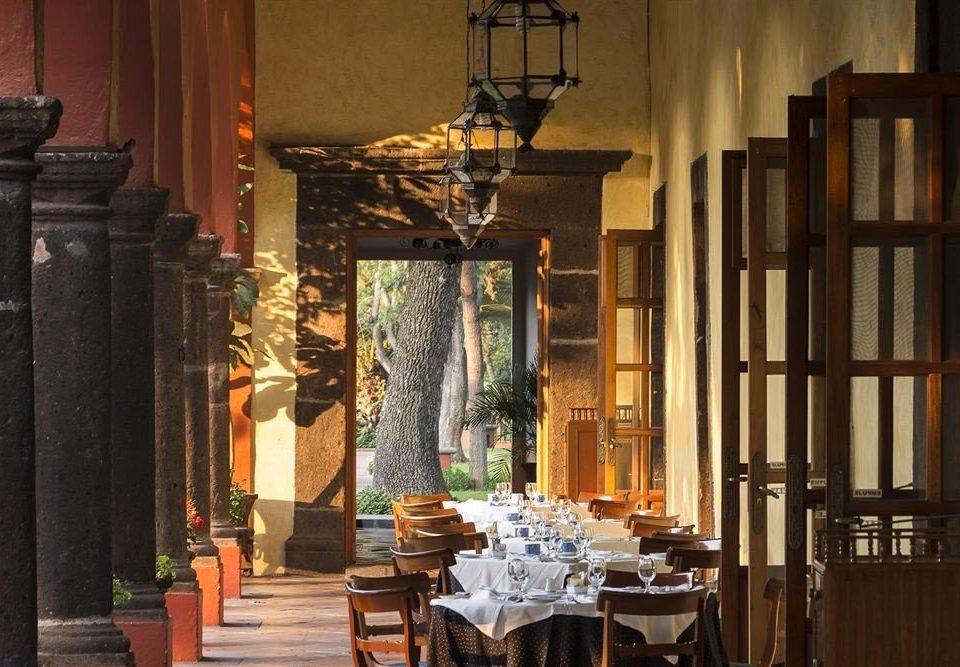 Bar Dining Drink Eat Hip Luxury chair restaurant lighting set