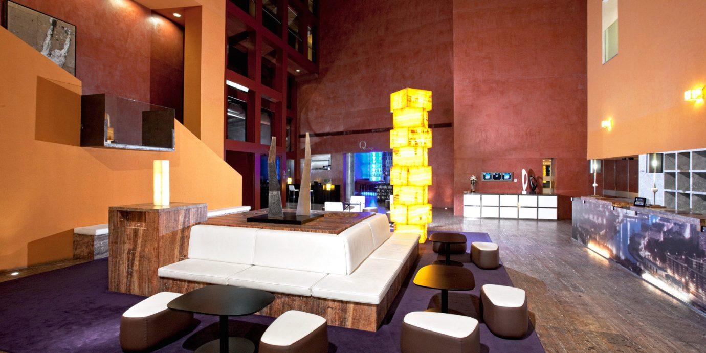 Bar Dining Drink Eat Hip Modern Lobby home living room restaurant