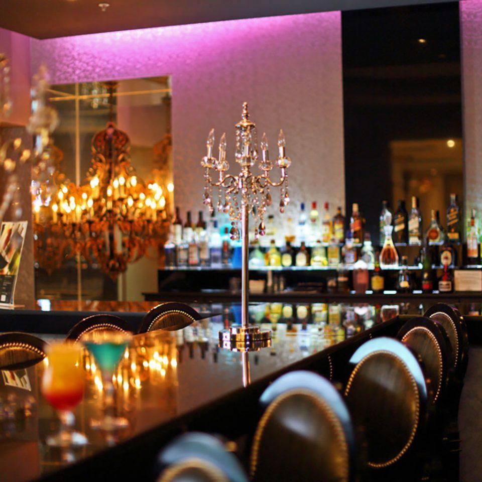 Bar Dining Drink Eat Family Resort candle lit light restaurant