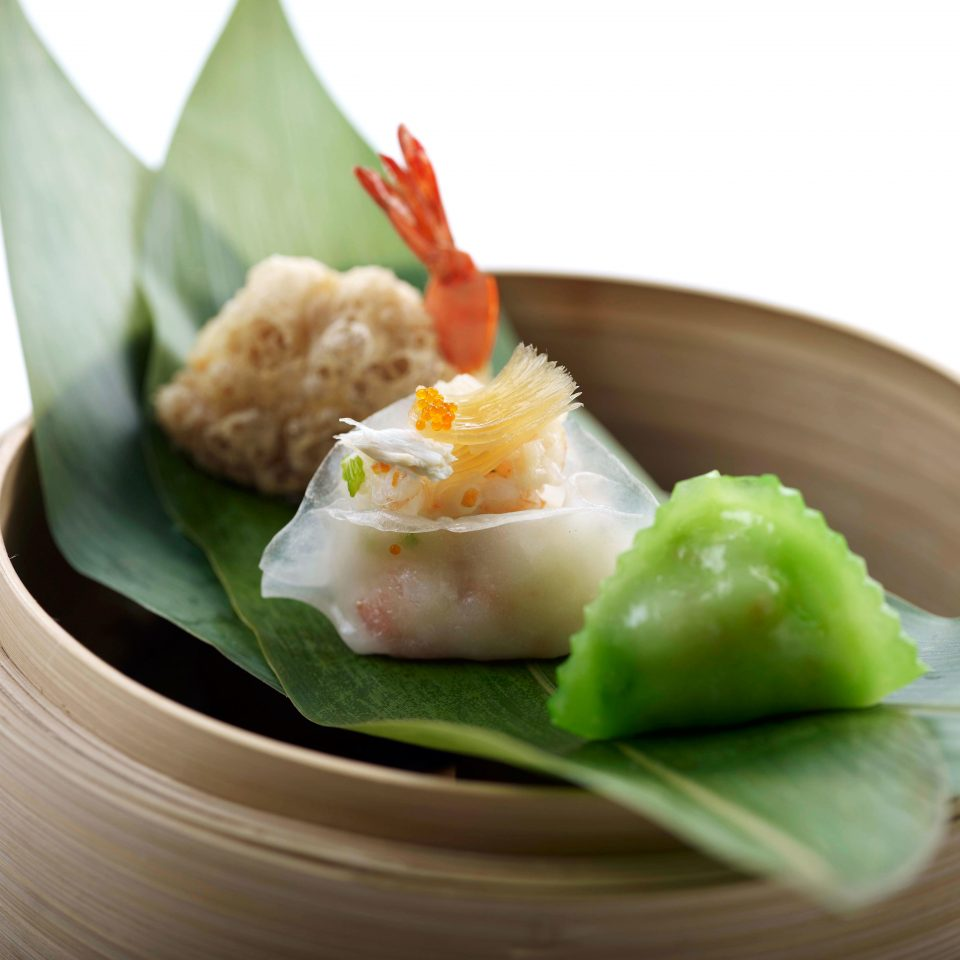 Bar Dining Drink Eat Luxury Modern food cuisine dim sum asian food chinese food shumai zongzi vegetable