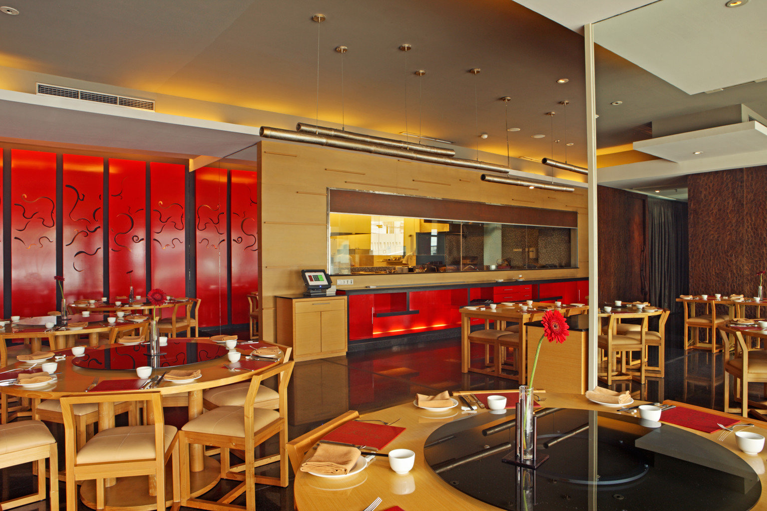 Dining Drink Eat Luxury Modern chair restaurant cafeteria conference hall café function hall fast food restaurant Bar