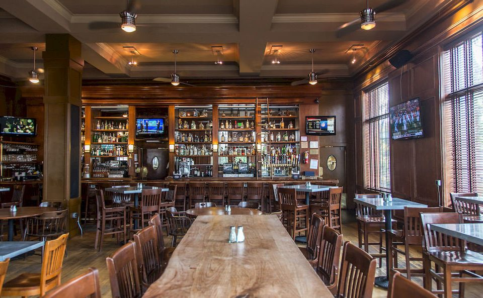 Bar Dining Drink Eat Hip chair building library restaurant bookselling