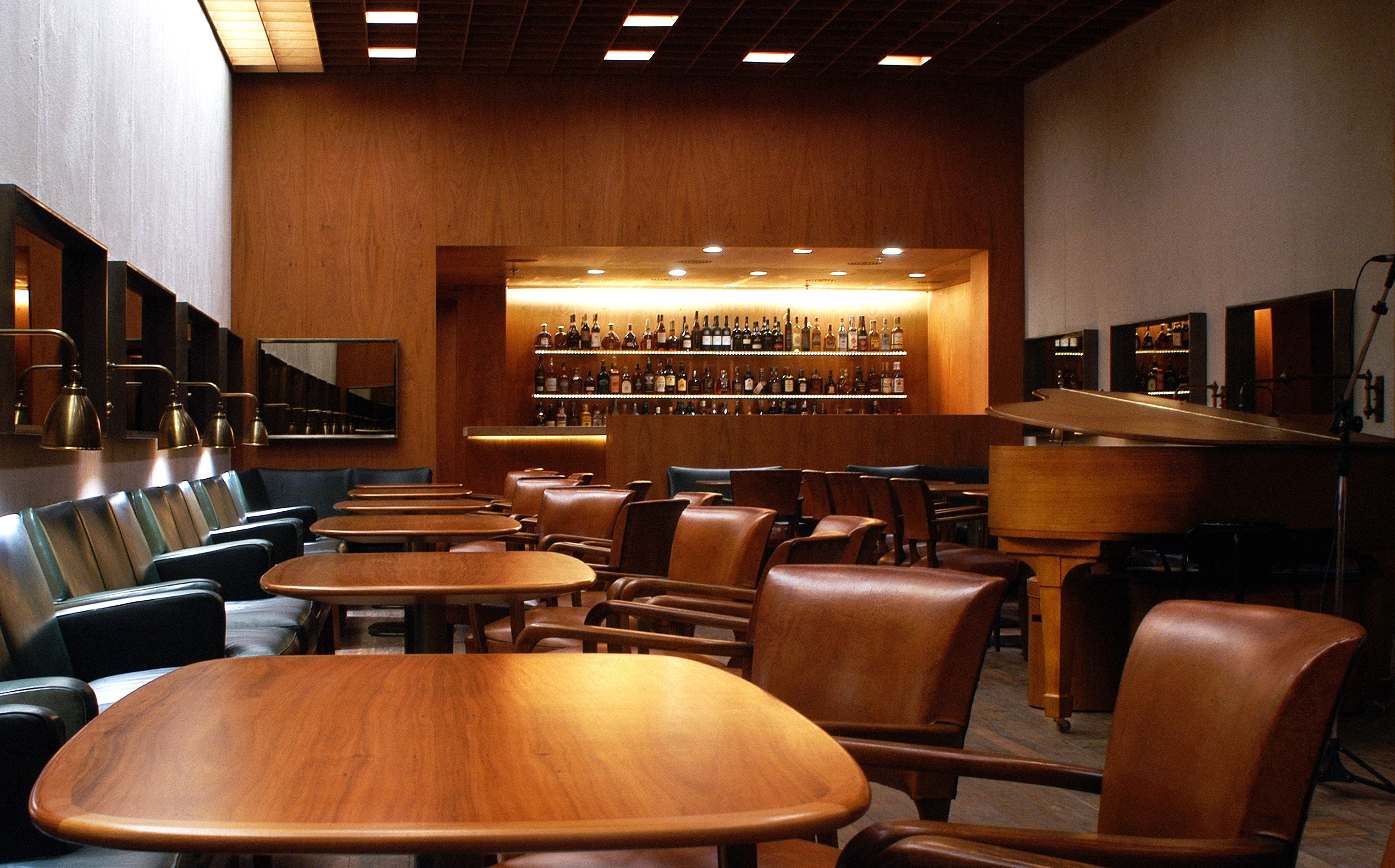 Bar Dining Drink Eat Hip Historic chair restaurant conference hall café function hall leather