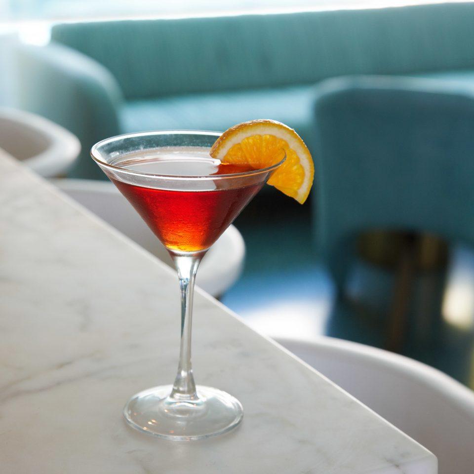 Bar Dining Drink Eat Hotels Modern wine cocktail alcoholic beverage glass martini distilled beverage